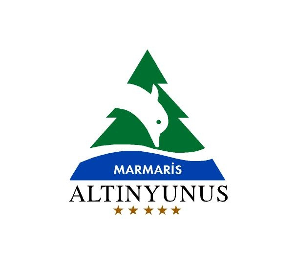 Logotype design for Marmaris Altınyunus Hotel (1992)