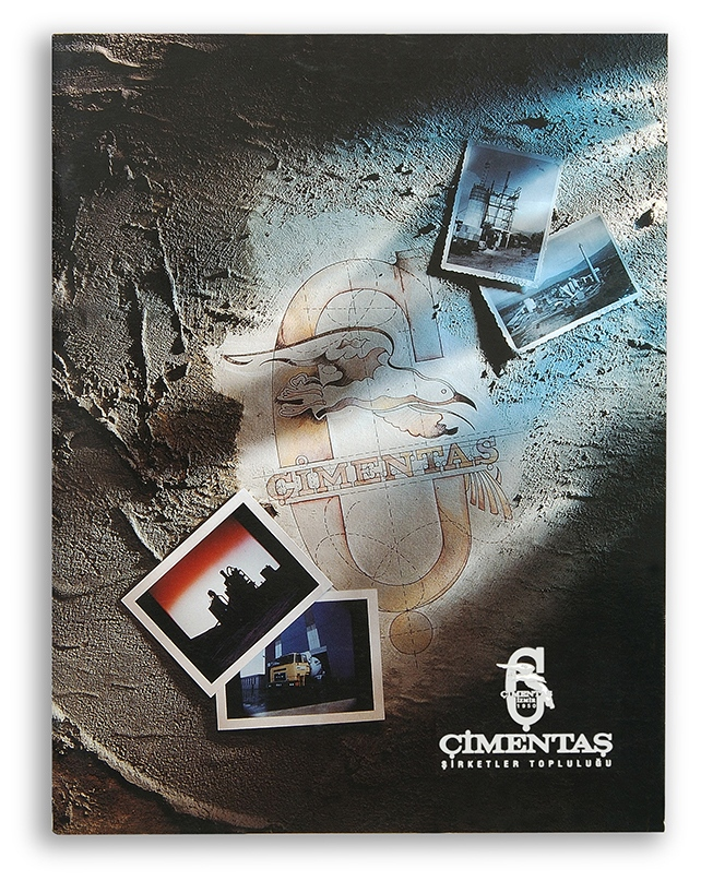 Corporate catalogue for Çimentaş (1994)