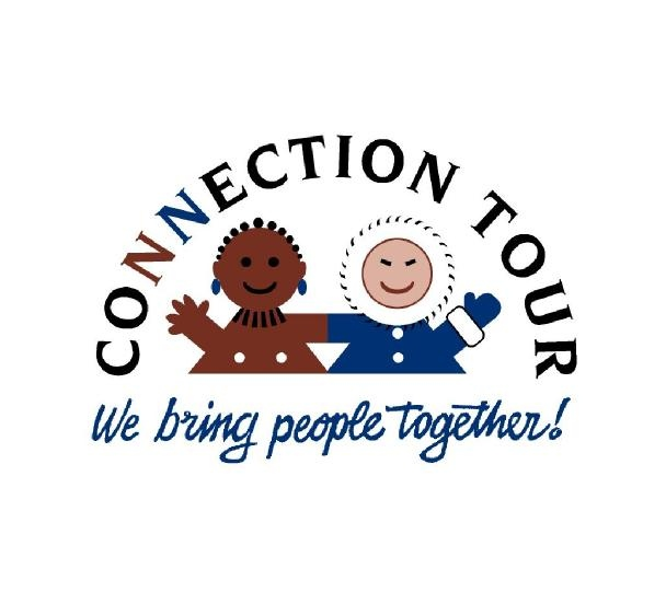 Logotype design for Connection Tour (1994)