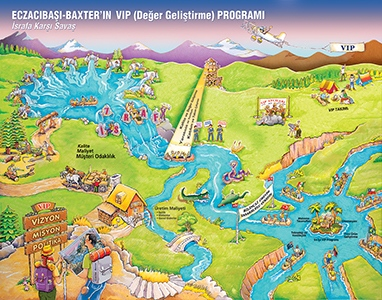 Illustration for Eczacıbaşı Baxter