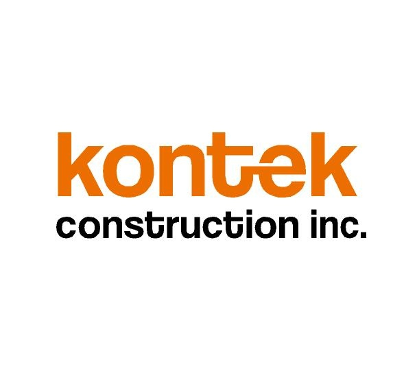 Logotype design for Kontek Construction Inc. (2011)
