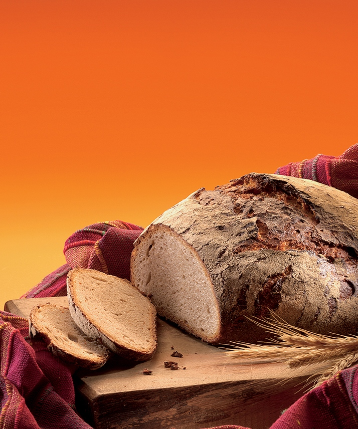 Photo shoot for Söke Bread Mixes (2005)
