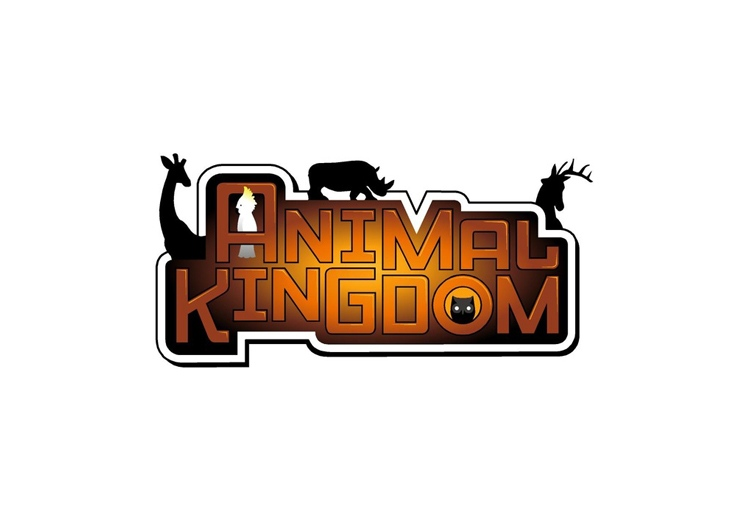 Logo design for Animal Kingdom glass figures collection (2015)