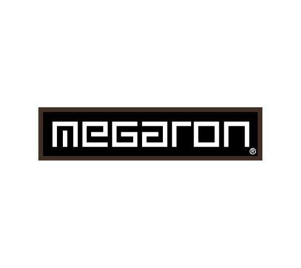 Logotype design for Megaron architectural firm (2005)