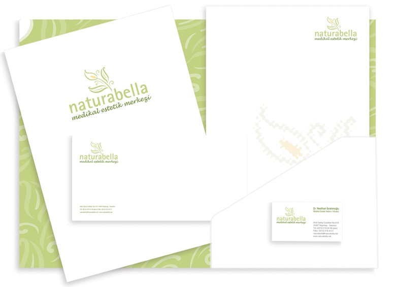 Stationary set for Naturabella Medical Beauty Center (2005)