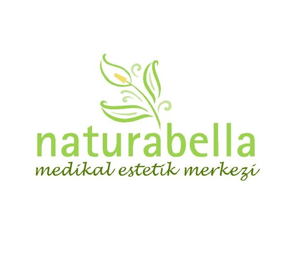 Logotype design for a medical beauty center Naturabella (2005)