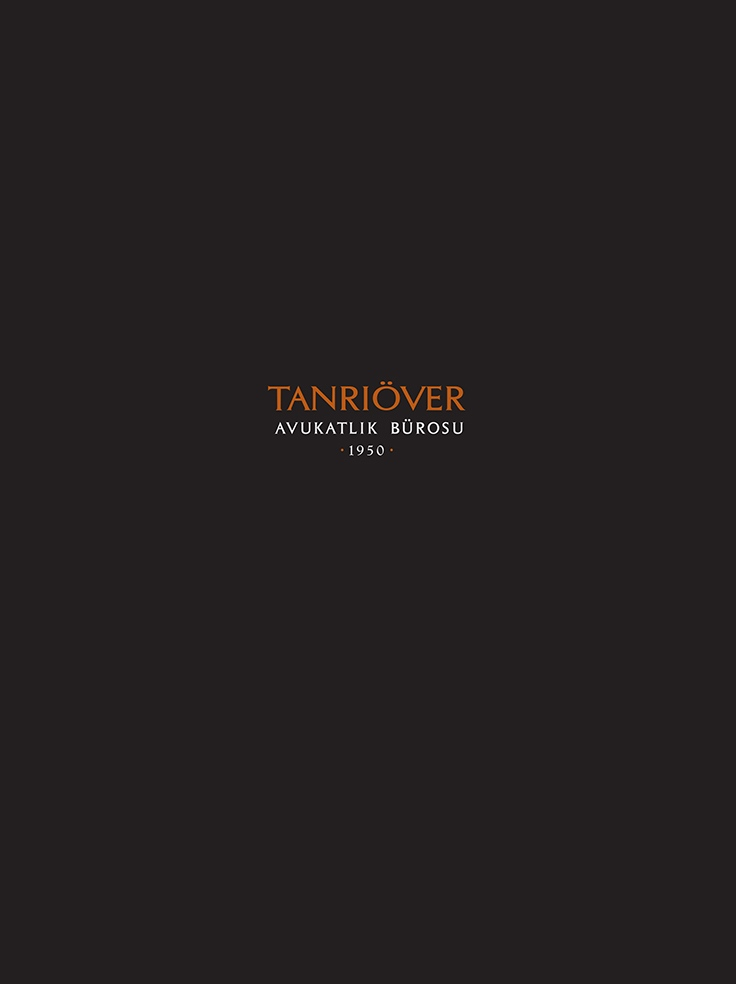 Tanrıöver Law Firm's Corporate Catalogue (2010)